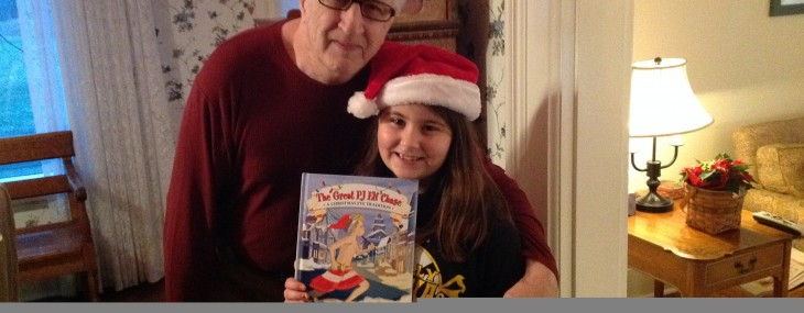 Self-Publishing a Children's Picture Book 19: Reflecting on Our First Christmas Selling Season